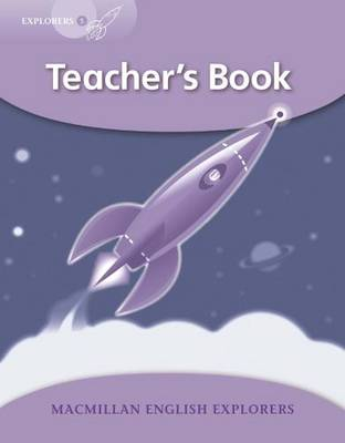 Explorers Level 5 Teacher's Book by Louis Fidge