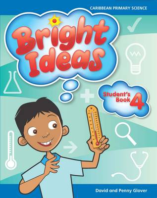 Bright Ideas: Macmillan Primary Science Student's Book 4 (ages 8-9) by David Glover