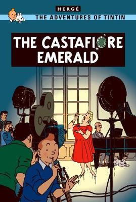 The Castafiore Emerald by Herge