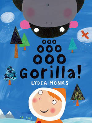 Ooo, Ooo, Ooo Gorilla by Lydia Monks