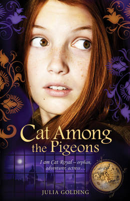Cat Among the Pigeons by Julia Golding