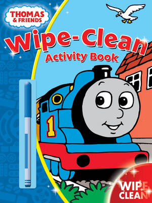 Thomas & Friends Wipe Clean Book by