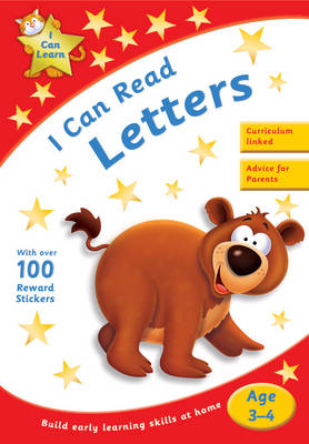 I Can Read Letters by