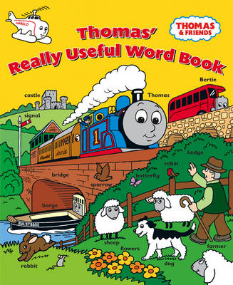 Thomas & Friends Thomas' Really Useful Word Book by