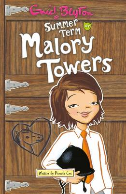 Summer Term at Malory Towers by Pamela Cox