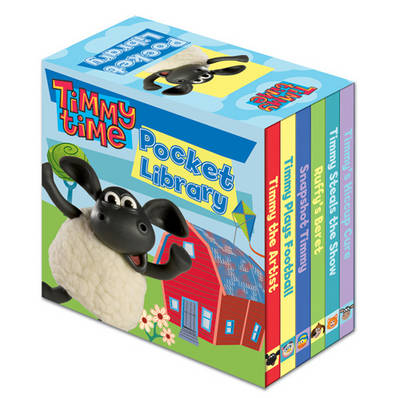 Timmy Time Pocket Library by