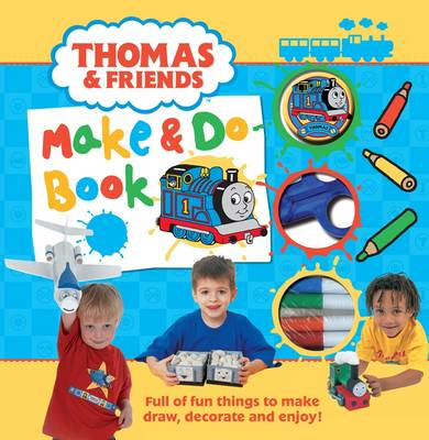 Thomas Make and Do Book by