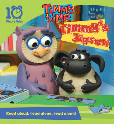 Timmy Time Timmy's Jigsaw by
