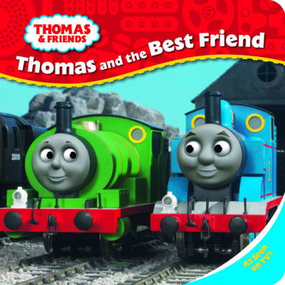 Thomas and His Best Friend by Reverend Wilbert Vere Awdry