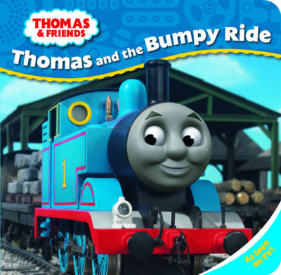 Thomas and the Bumpy Ride by Reverend Wilbert Vere Awdry