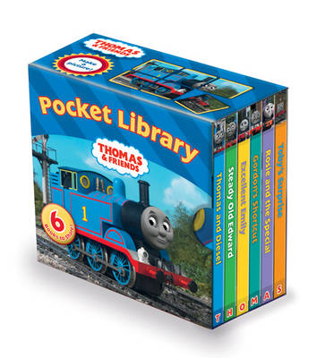 Thomas and Friends Pocket Library by