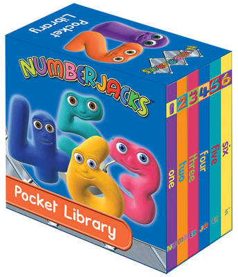 Numberjacks Pocket Library by