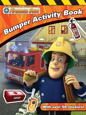 Fireman Sam Bumper Activity Book by