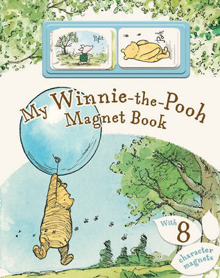 My Winnie-the-Pooh Magnet Book by Andrew Grey
