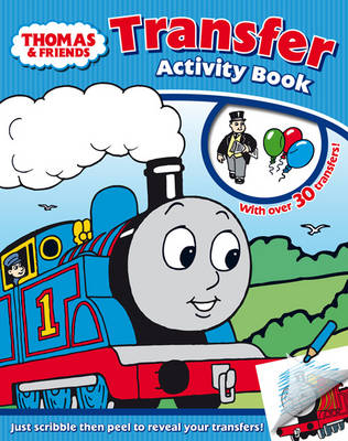 Thomas Transfer Activity Book by