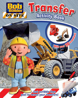 Bob Onsite Transfer Activity Book by