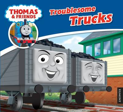 Thomas & Friends: Troublesome Trucks by