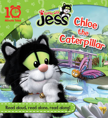 Guess with Jess Chloe the Caterpillar by