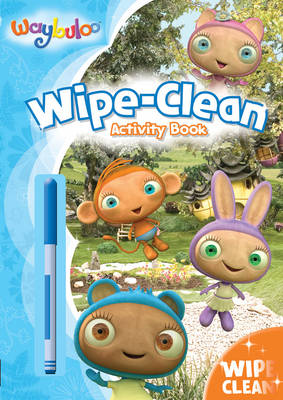 Waybuloo Wipe-clean Activity Book by