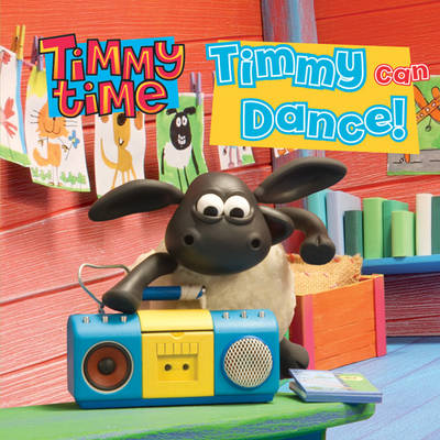 Timmy Can Dance! by