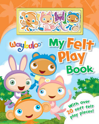 My Felt Play Book by