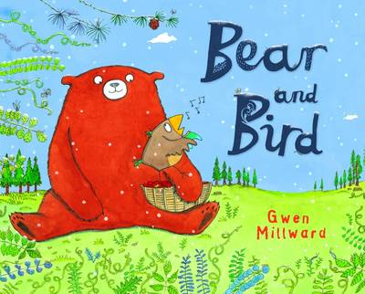 Bear and Bird by Gwen Millward