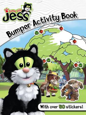 Guess with Jess Bumper Activity Book by