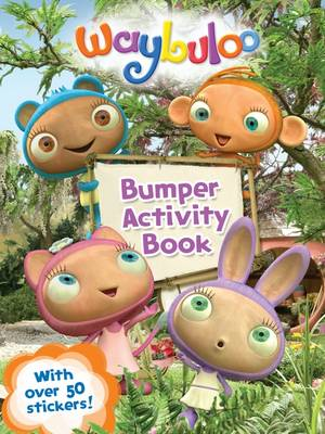 Waybuloo Bumper Activity Book by