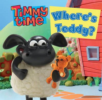 Timmy Time Where's Teddy? by