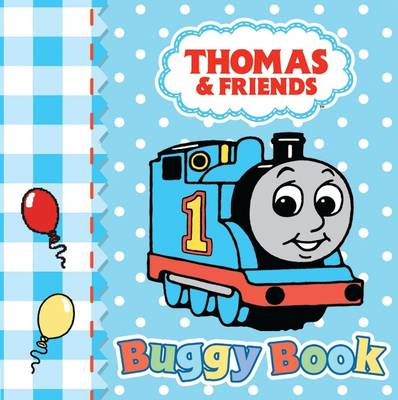 Thomas & Friends Buggy Book by