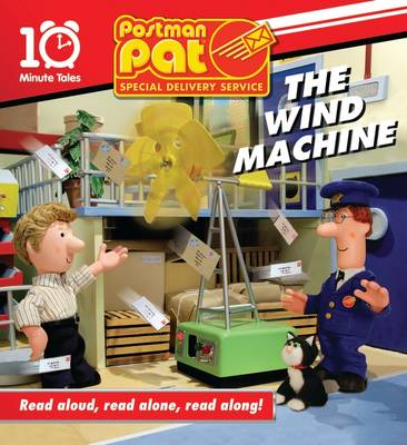Postman Pat: The Wind Machine by