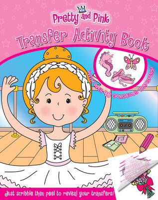 Pretty & Pink Transfer Activity Book by
