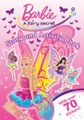 A Fairy Secret Story & Activity Book by