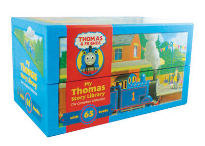 My Thomas Story Library: The Complete Collection by