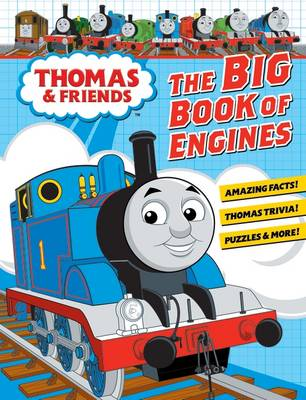 The Big Book of Engines by