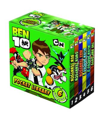 Ben 10 Pocket Library by
