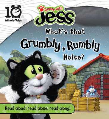 Guess with Jess What's That Grumbly Rumbly Noise? by
