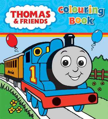 Thomas & Friends Colouring Book by