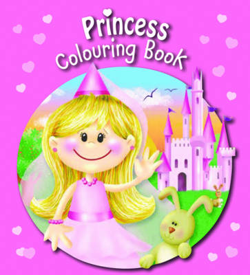 Princess Colouring Book by