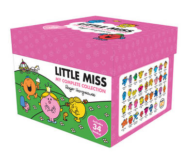 Little Miss My Complete Collection by Roger Hargreaves