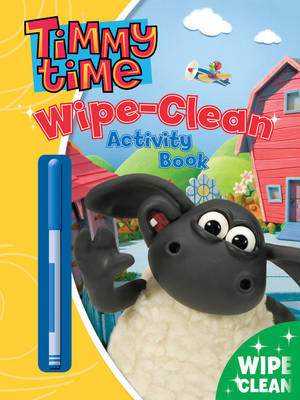 Timmy Time Wipe-Clean Activity Book by