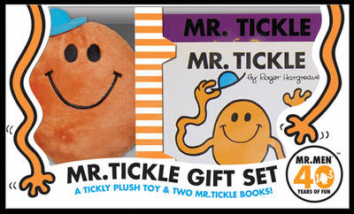 Mr. Tickle Gift Set Mr. Tickle and Mr. Tickle and the Dragon by Roger Hargreaves