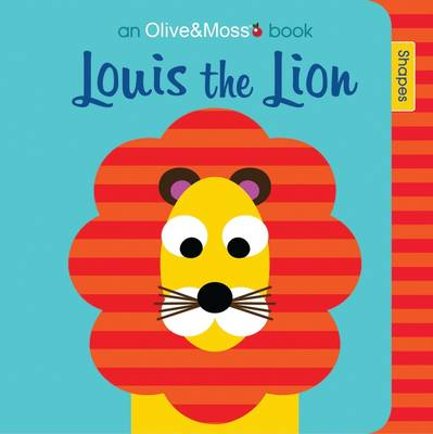 Louis the Lion by Nina Govan, Olive&Moss