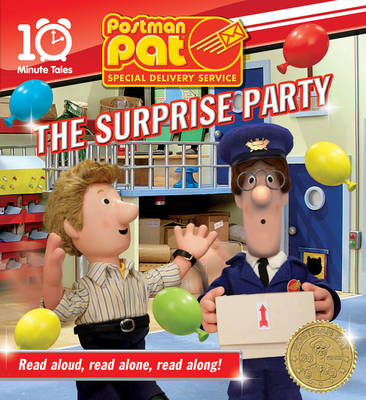 Postman Pat The Surprise Party by