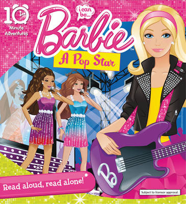 Barbie I Can be... a Pop Star by