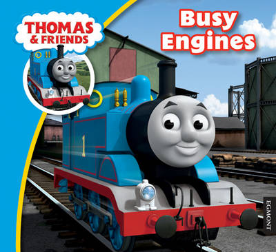 Thomas & Friends Busy Engines by