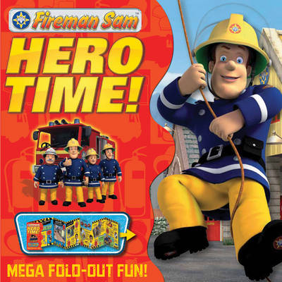 Fireman Sam Hero Time! by