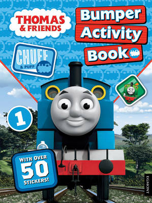 Thomas & Friends Thomas Bumper Activity Book by