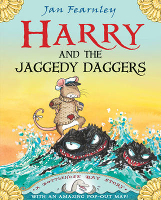Harry and the Jaggedy Daggers by Jan Fearnley