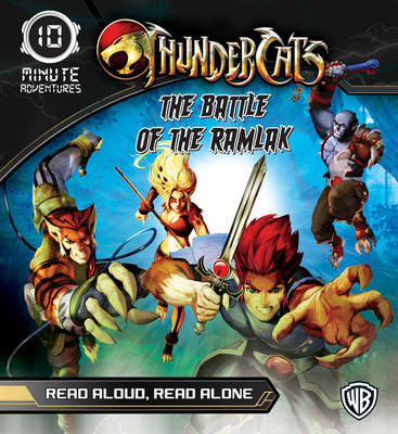 Thundercats: The Sword of Omens by